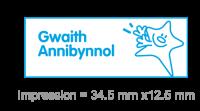 Stamp Stack: Independent Work - Welsh