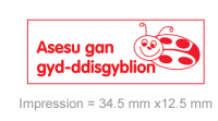 Stamp Stack: Peer Assessed - Welsh