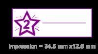 Stamp Stack: Star 2