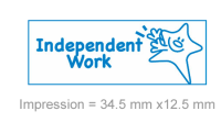Stamp Stack: Independent Work