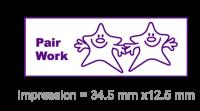 Stamp Stack: Pair Work