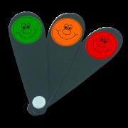 Traffic Light Fans