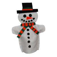 Christmas: Snowman Puppet Packs