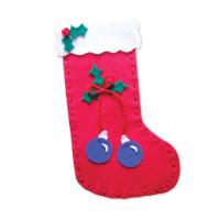 Christmas: Mini Stocking Craft Pack