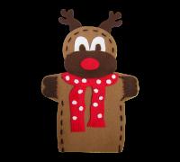 Christmas: Reindeer Puppet Pack