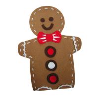 Gingerbread Puppet Set