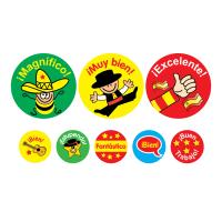 Sticker: Spanish - Bumper Pack 10