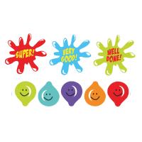 Sticker: Praise Splats - Bumper Pack 10