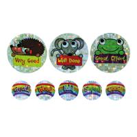 Sticker: Sparkling Praise Bugs - Bumper Pack 10