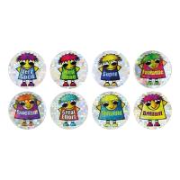 Sticker: Praise Crazies Sparkling - Bumper Pack 10
