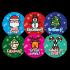 Sticker: Christmas Praise