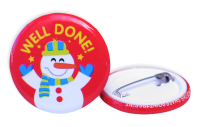 Badge:  Christmas - Well Done
