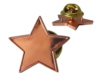 Badge: Bronze Star - Enamel