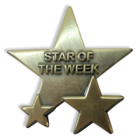 Badge: Star Of The Week - Metal