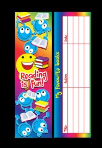 Bookmark: Reading Is Fun