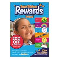 Brochure: SuperStickers Rewards - Summer 2021 ROI