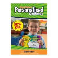 Brochure: Personalised Certificates - Autumn 2020