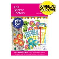 Downloadable Brochure: Sticker Factory 2021