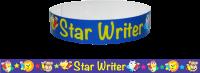 Wristband: Star Writer