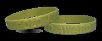 Wristband: Gold Award - Silicone