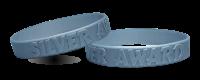 Wristband: Silver Award - Silicone