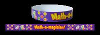 Wristband: Math-a-magician!