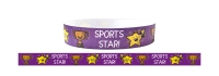 Wristband: Sports Star