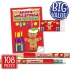 Stationery Set: Happy Christmas From Your Teacher - Gingerbread Man Class Pack