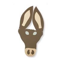Donkey Headpiece