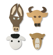 Nativity Headpieces