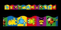 Border: Animal Characters