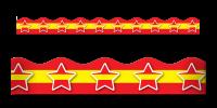 Border: Spanish Stars