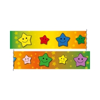 Border: Smiley Stars