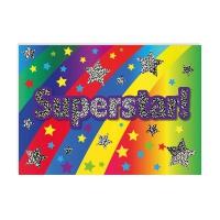 Postcard: Superstar - Sparkling