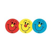 Sticker: Smiley Faces