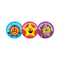 Sticker: Target Achieved