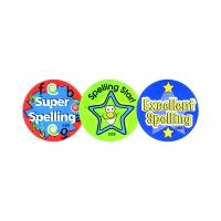 Sticker: Spelling Star, Super Spelling