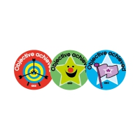 Sticker: Objective Achieved