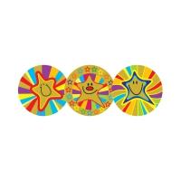 Sticker: Foil - Stars
