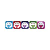 Sticker: Mini - Happy Faces