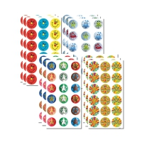 Sticker Solutions: No Words - Multibuy (216 Stickers)