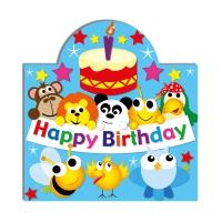 Desktopper: Happy Birthday Animals
