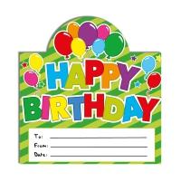 Desktopper: Happy Birthday Balloons
