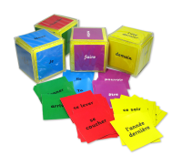 Games: French Verbs