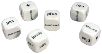 Games: French Negatives Dice