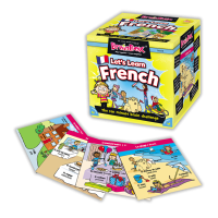 Games: Brainbox Let`s Learn French