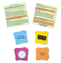 Games: French Time Cards