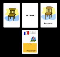 Games: La maison Card Pack