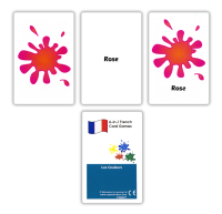 Games: Les couleurs Card  Pack