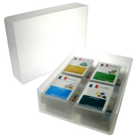 Games: Set Of 8 French Card Packs